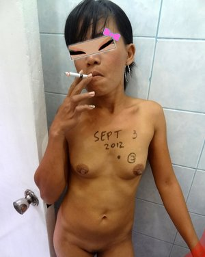 Smoking Asian Pics