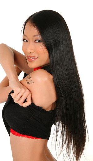 Inked Asian Boobs Pics